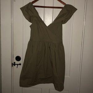Madewell dress.